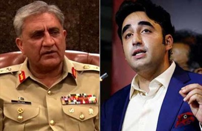 Army chief, Bilawal Bhutto