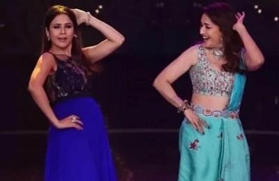Madhuri Dixit, dance, Shehnaaz Gill
