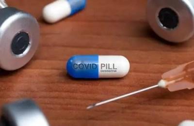 Covid pill, Covid-19, pill, Merck