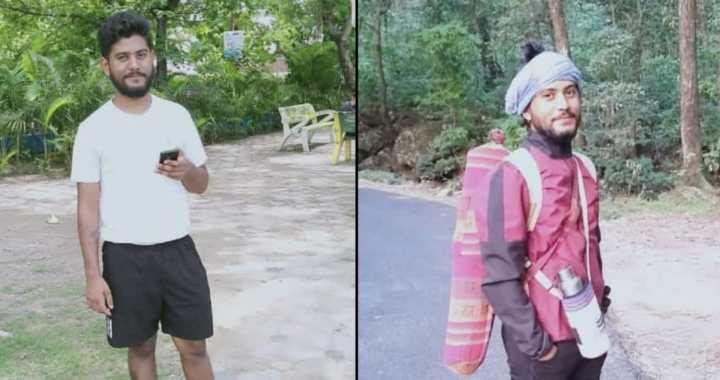 हल्द्वानी- (कीजिए मदद) राजपुरा से लापता हो गया 22 साल का रोहित, परिजनों और पुलिस कर रहे खोजबीन