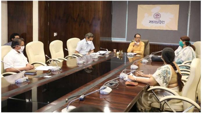 cm shivraj indore bhopal news