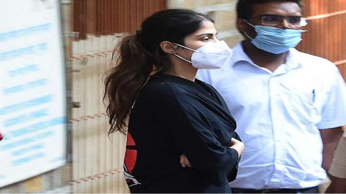 Rhea Chakraborty Drud Case