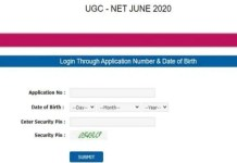 UGC NET 2020 Admit Card