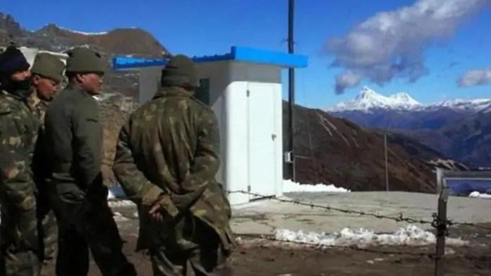 arunachal china army 5 people