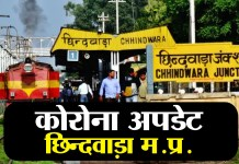 chhindwara corona news