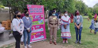 swapna foundation on menstrual-hygiene-day