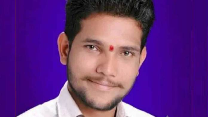 BJP youth leader commits suicide in infidelity, found infidelity written in suicide note