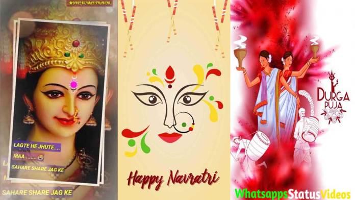Durga Ji Whatsapp Status Video Download, Navratri 2021 Whatsapp Video Status Download