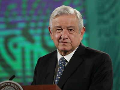 Ahead of Kamala Harris meeting, Mexico President accuses US