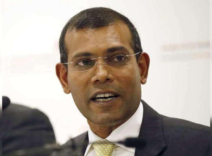 Maldives Speaker Mohamed Nasheed injured in blast: Police