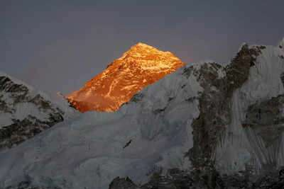 Two foreign climbers die on Everest: Expedition agency