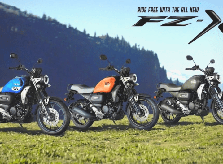 Yamaha FZ-X launched at Rs 1,16,800, based on FZ150