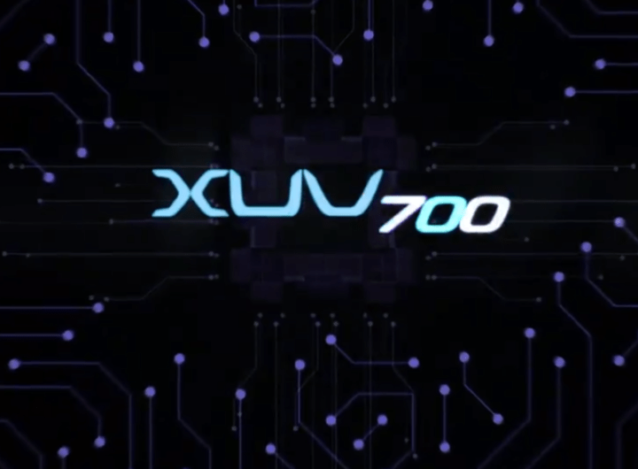 Mahindra XUV700 teased again with smart filter technology