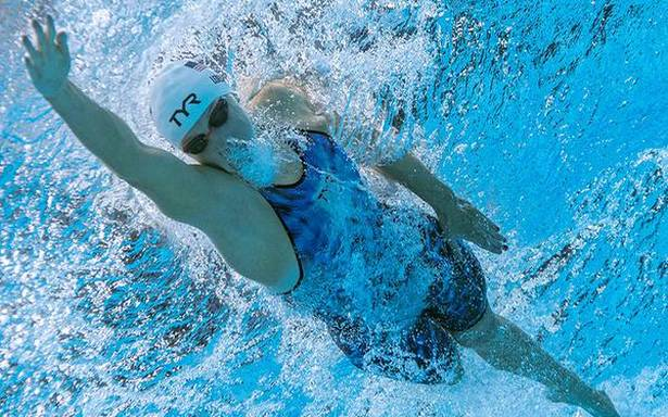 Tokyo Olympics | Ledecky, Titmus to face off in 400m freestyle