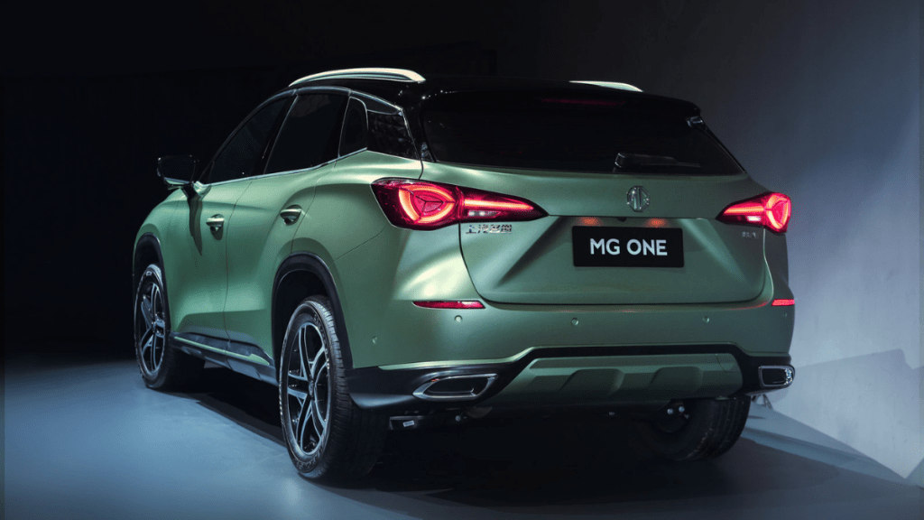 MG One based on new Sigma architecture unveiled