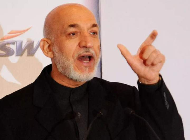 Taliban needs legitimacy at home in order to gain int'l recognition: Ex-prez Karzai