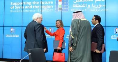 """مؤتمر """"دعم مستقبل سوريا والمنطقة"""" يبدأ في بروكسل"""