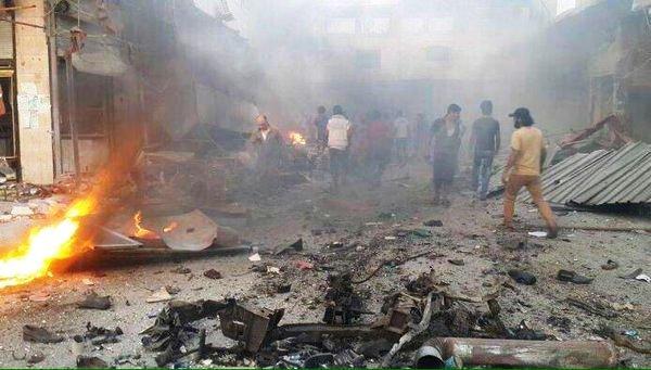 درعا : انفجار عبوة ناسفة عند منزل المحافظ وثانية قرب مركز انتخابي