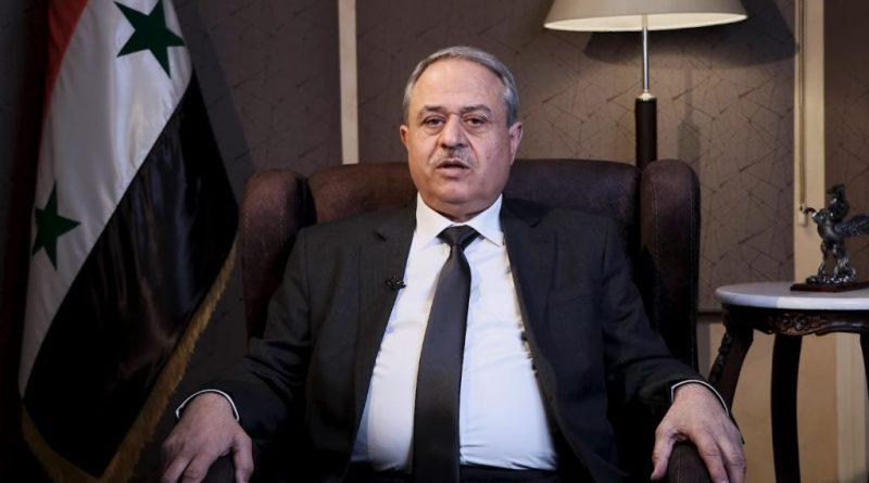 المرشح الرئاسي محمود أحمد مرعي