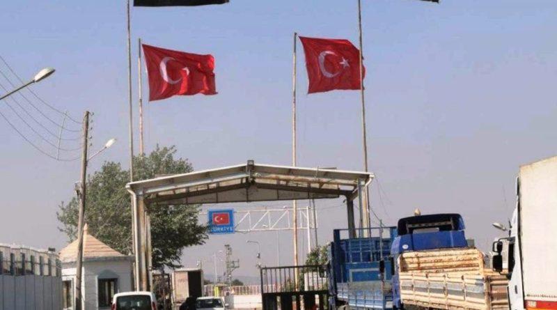 """معبر """"باب الهوى"""" .. تركيا تحذر من إغلاقه متذرعة بأنه الأمل الوحيد"""