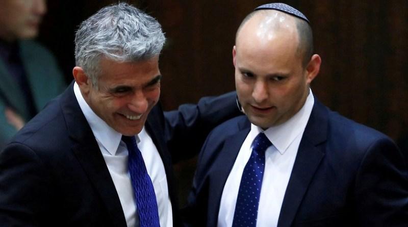 نفتالي بينيت ينال ثقة الكنيست ليترأس الحكومة الإسرائيلية الجديدة