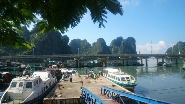 Bến Hòn Gai (Quảng Ninh)