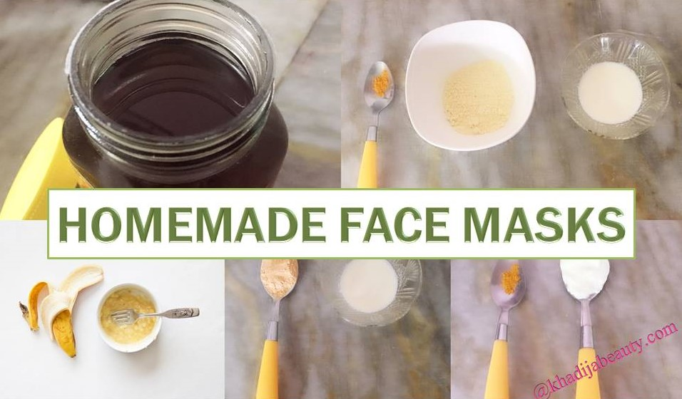 HOMEMADE FACE MASKS FOR PIMPLES -ACHIEVE A GLOWING SKIN