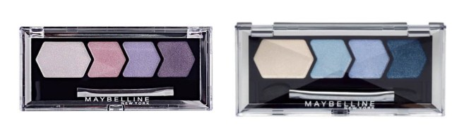 Maybelline Diamond Glow Quad Eye Shadow