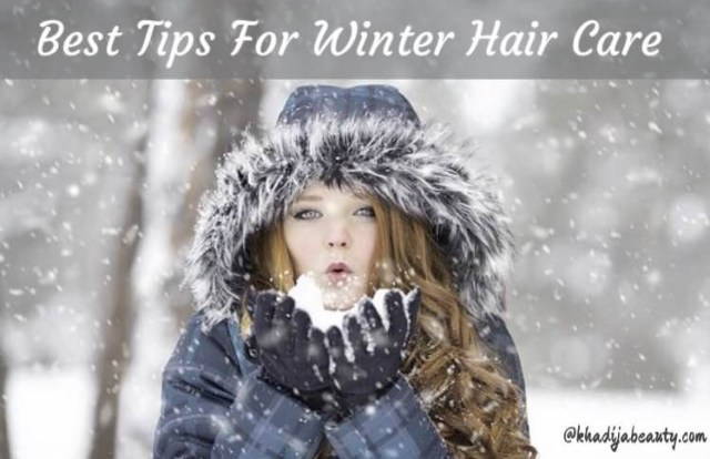 tips for winter hair care