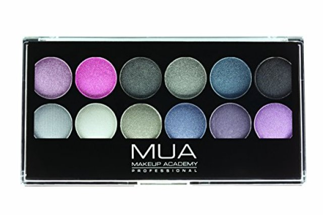 Makeup Academy Pro Eyeshadow Palette Strry Night