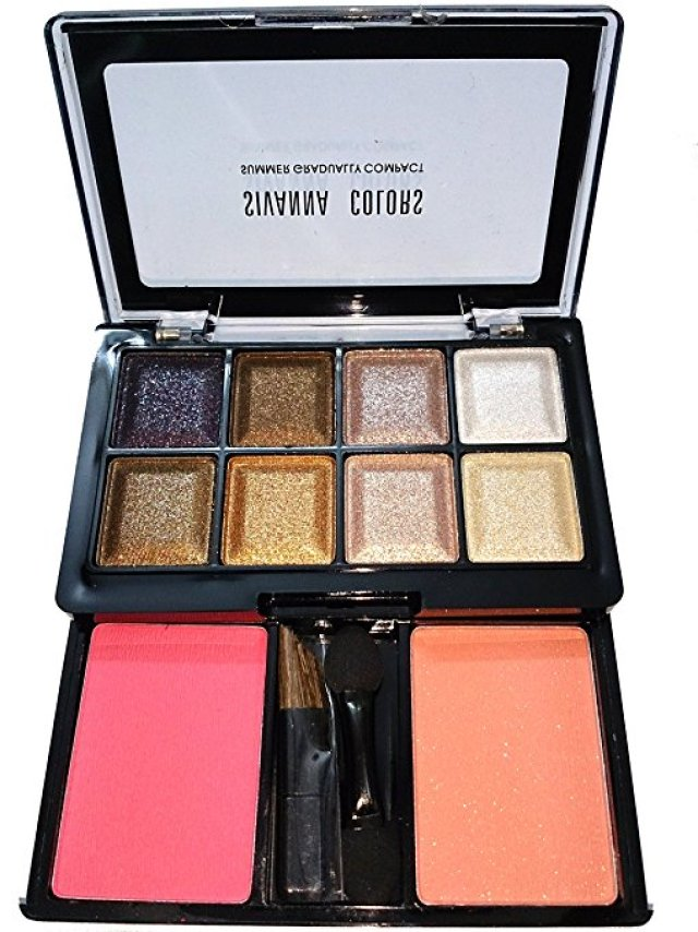 Summer Gradual Compact and blusher kit