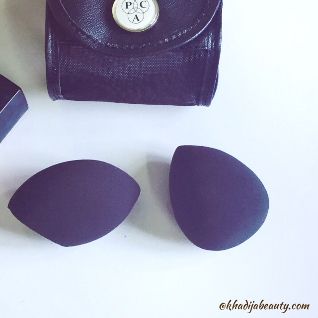 PAC ultimate beauty blender review, khadija beauty