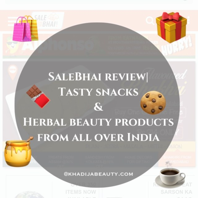 salebhai review, khadija beauty