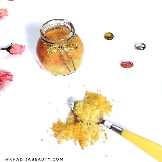 DIy bath salts recipe, khadija beauty