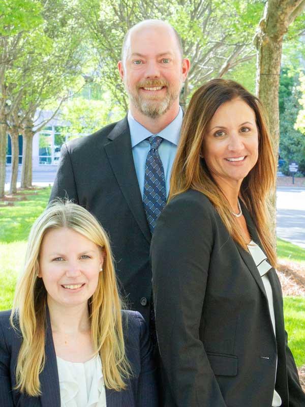 The Attorney Team at Kelli Haas & Associates in Franklin, TN
