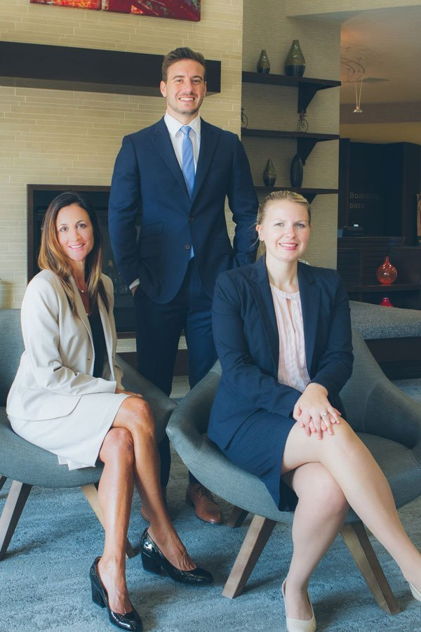 Kelly Hass and Associates team of attorneys.