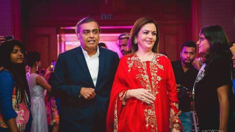 Nita ambani Mukesh ambani Marriage Story