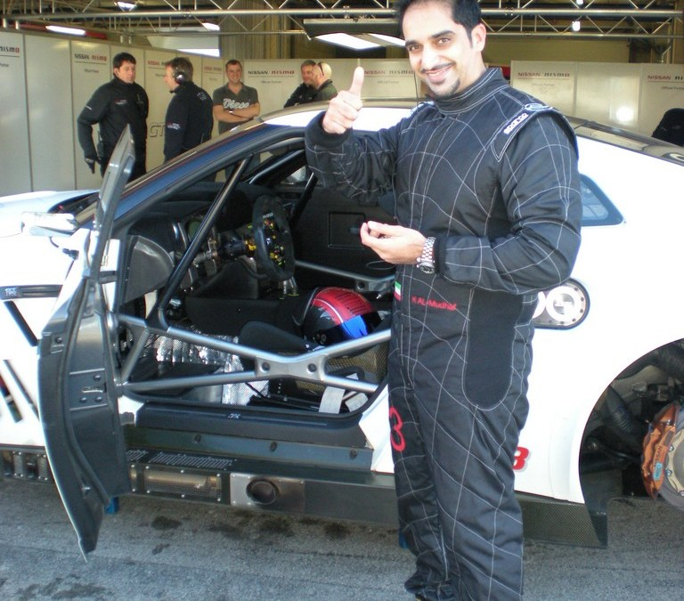 Successful first test with Nissan GT3 GTR in Portimao
