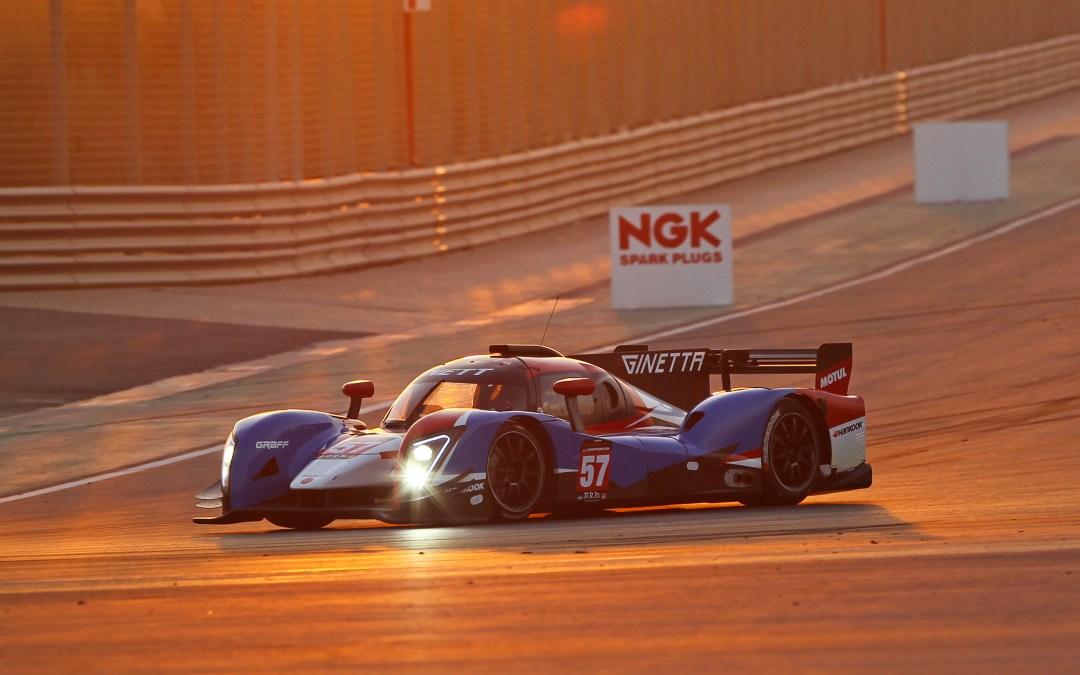 Podium result in Prototype 3×3 Endurance race at Dubai Autodrome