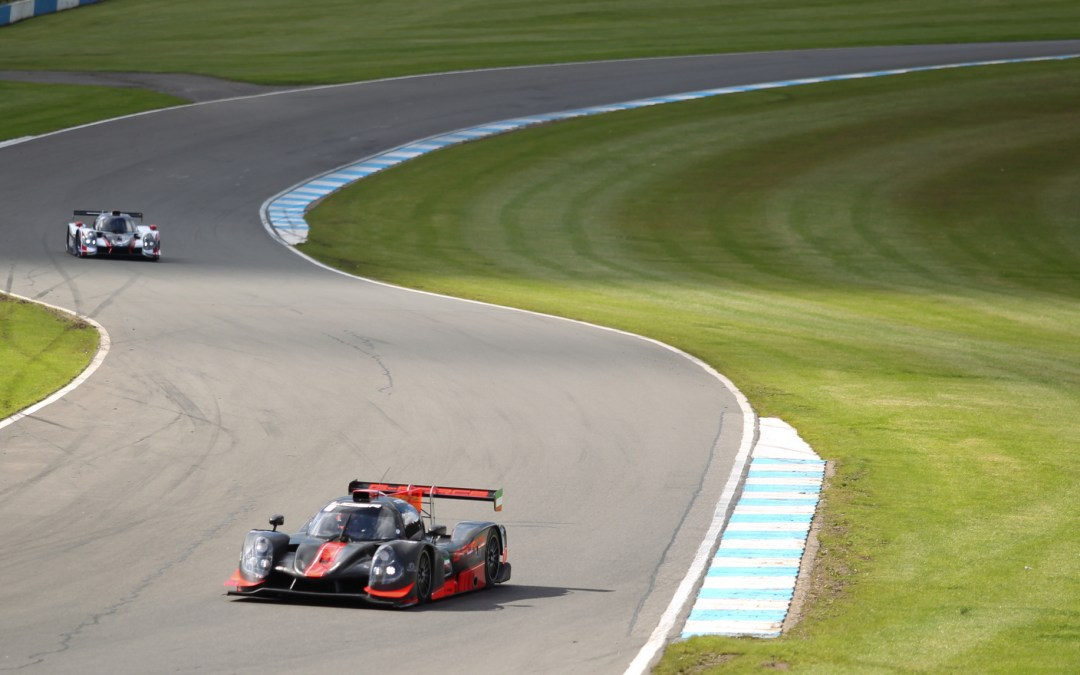 Khaled debuts in LMP3 Cup at Donington Park