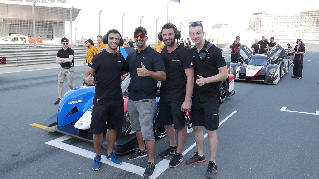 3x3 LMP Prototype Race Dubai 11