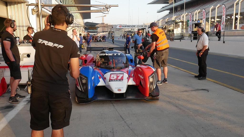 3x3 LMP Prototype Race Dubai 14
