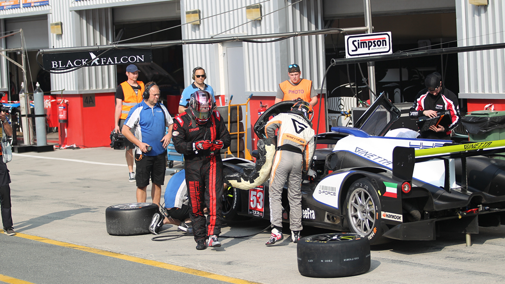 3x3 LMP Prototype Race Dubai 16