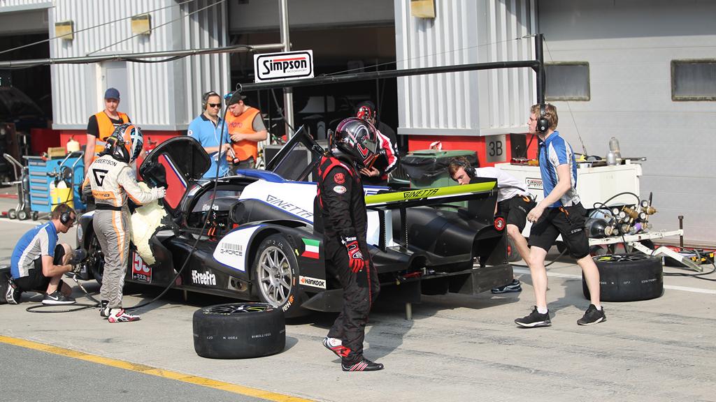 3x3 LMP Prototype Race Dubai 17
