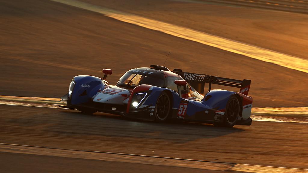3x3 LMP Prototype Race Dubai 20