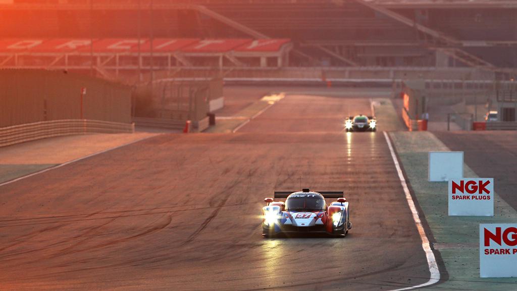 3x3 LMP Prototype Race Dubai 22