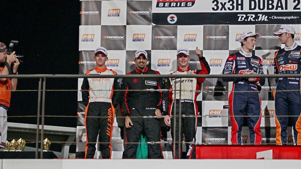 3x3 LMP Prototype Race Dubai 26