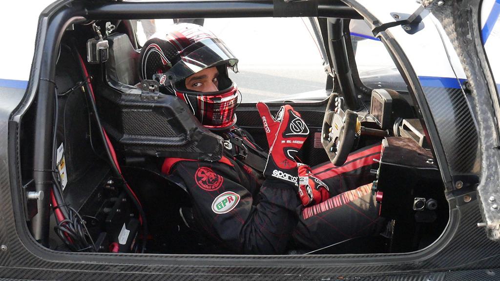 3x3 LMP Prototype Race Dubai 8