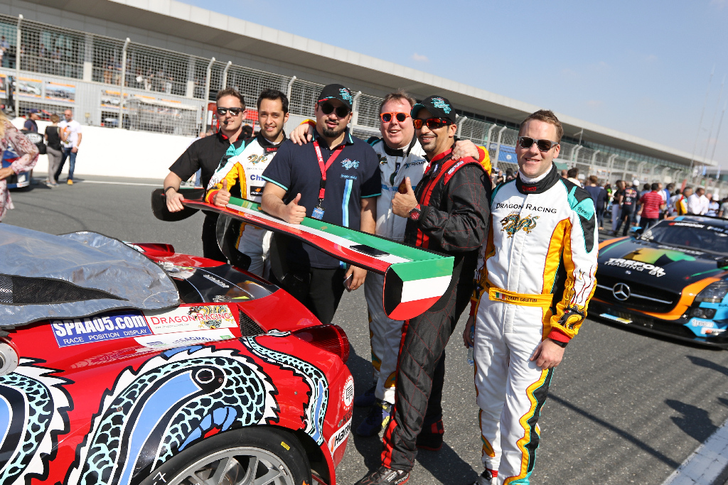 Dubai 24H 2016 Dragon Racing Ferrari458 GT3 22