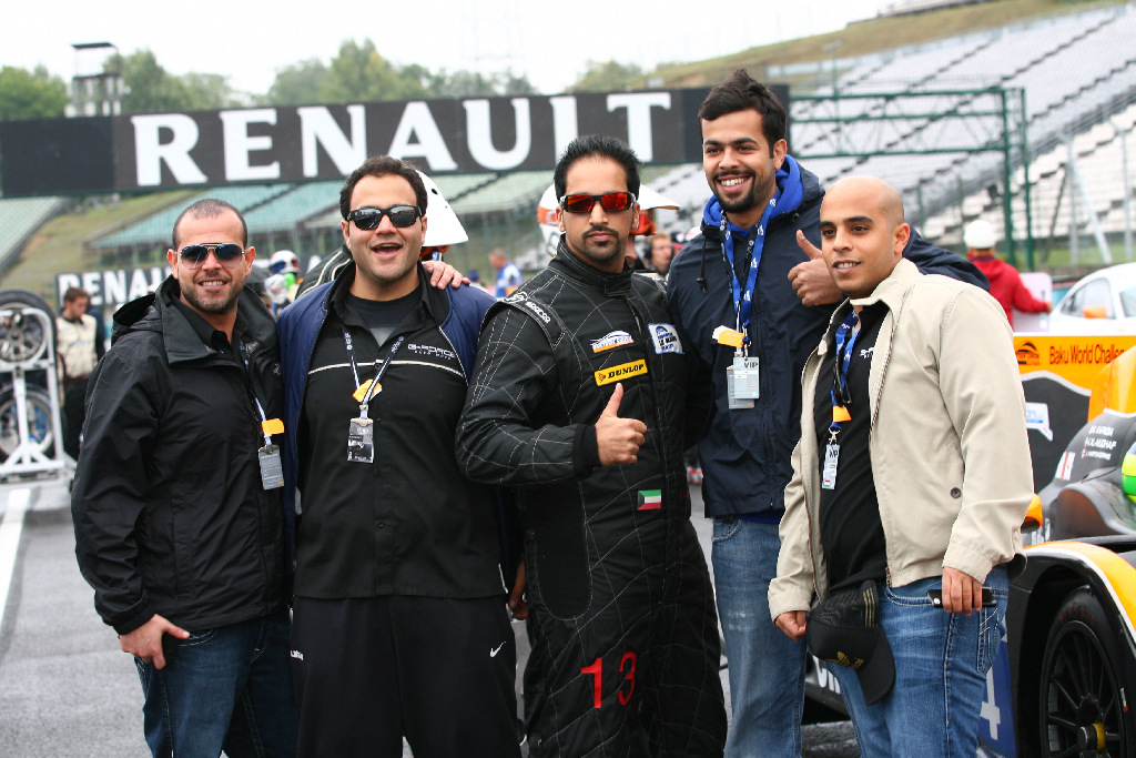 ELMS LMP2 Hungaroring 2013-30